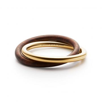 Interlocking bangle