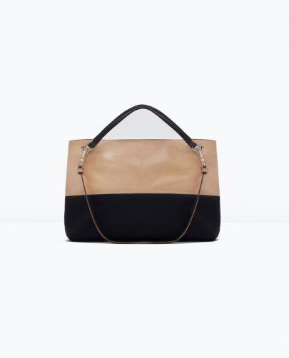 Two-tone bag